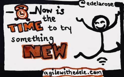 Something new: Agile with Edele