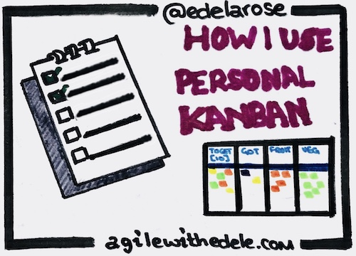 How I use Personal Kanban